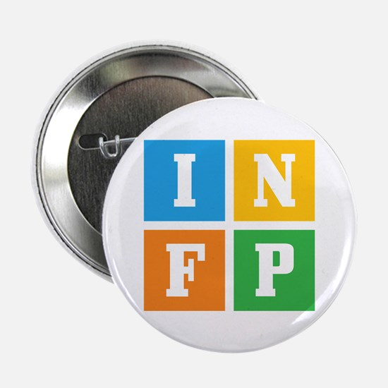 """Myers-Briggs INFP 2.25"""" Button (10 pack)"""