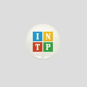 Myers-Briggs INTP Mini Button
