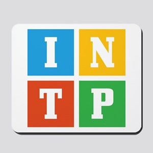 Myers-Briggs INTP Mousepad