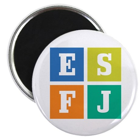 Myers-Briggs ESFJ Magnet