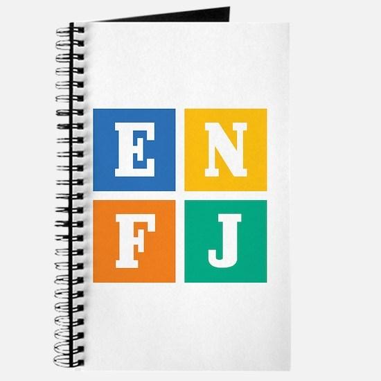 Myers-Briggs ENFJ Journal