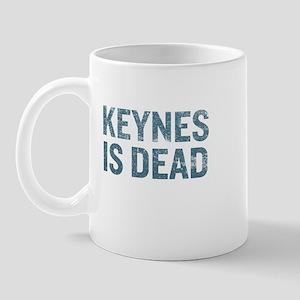 Keynes is Dead Mug
