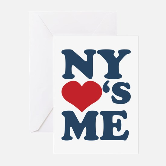 NY Loves Me Greeting Cards (Pk of 10)