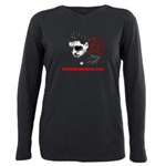 Dw Coronation - Pent Plus Size Long Sleeve T-Shirt