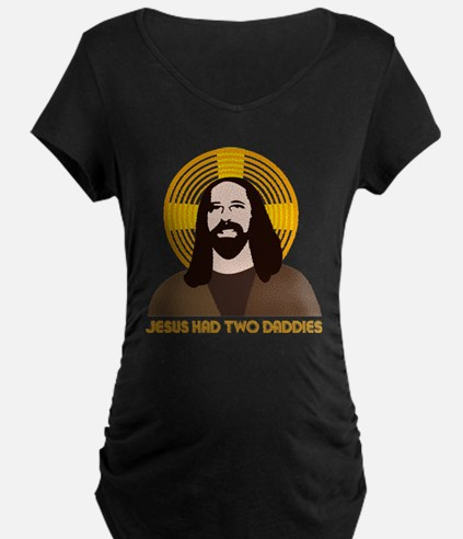 Jesus Had Two Dads T-Shirt