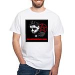 David Wood Coronation-Pent White T-Shirt