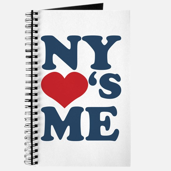 NY Loves Me Journal