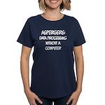 Aspergers Women's Dark T-Shirt