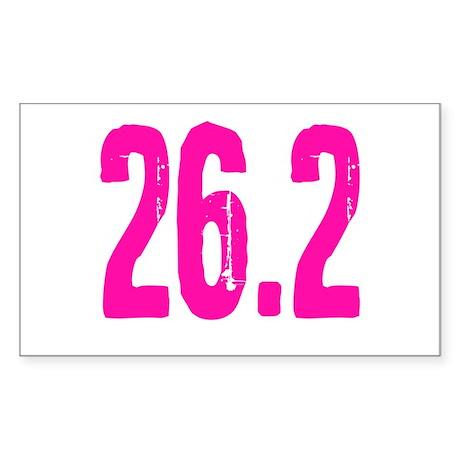 26.2 Sticker (Rectangle)