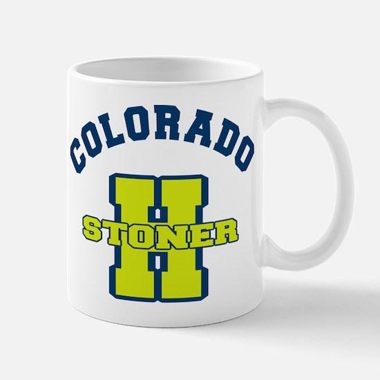 Colorado Stoner High Mug