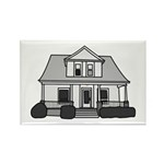 Shoup Rectangle Magnet (10 pack)