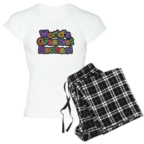 Worlds Greatest Rachael Pajamas