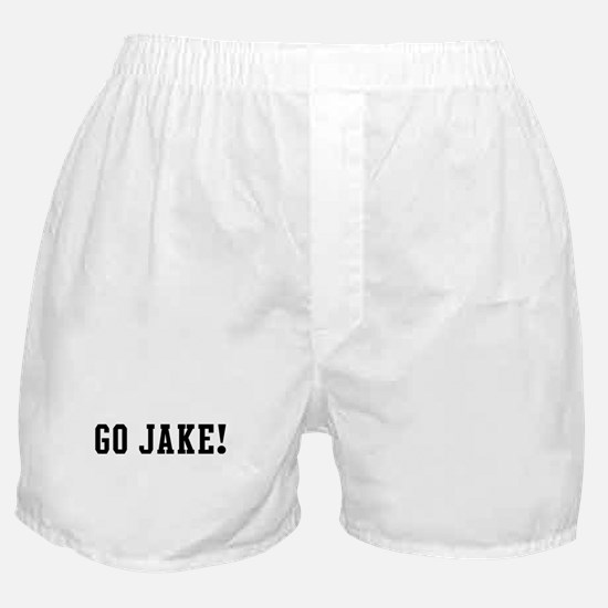 Go Jake Boxer Shorts