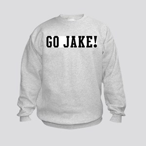 Go Jake Kids Sweatshirt