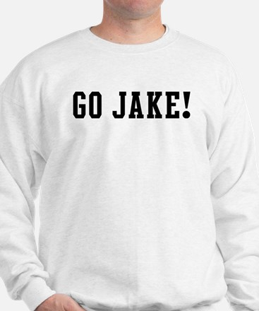 Go Jake Sweatshirt