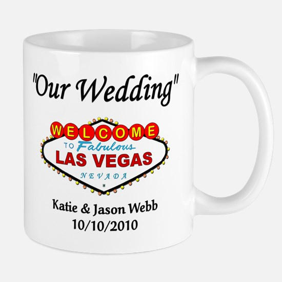 Our Wedding Personalized Mug