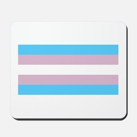 Trans Pride Mousepad