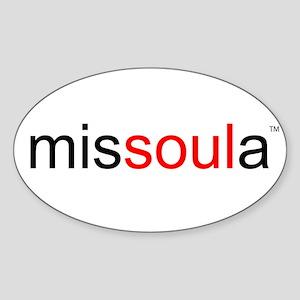 soulinmissoula Sticker