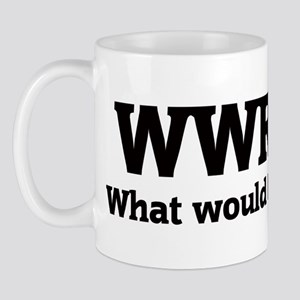 What would Rob do? Mug