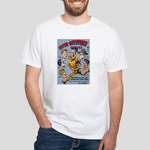 $19.99 Classic Sword White T-Shirt