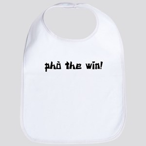 Pho The Win! Bib