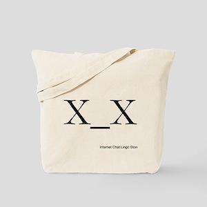 X_X Tote Bag