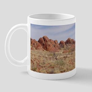 Outback Rocky Outcrops Mug