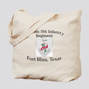 2nd Bn 5th Infantry Tote Bag