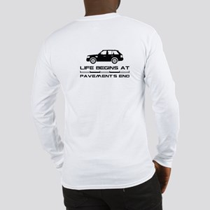 Range Rover Sport Long Sleeve T-Shirt