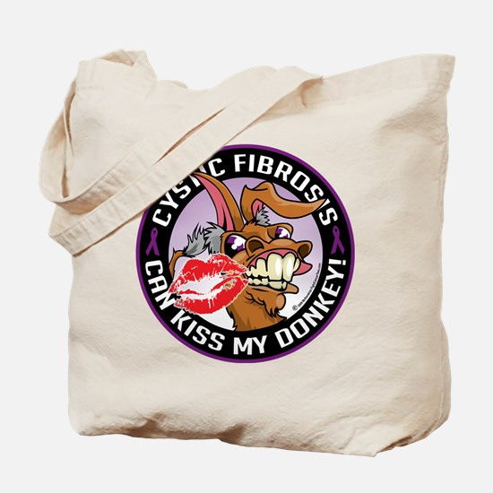 Cystic-Fibrosis Can Kiss My A Tote Bag