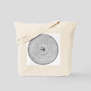 Ancient British Shield Tote Bag