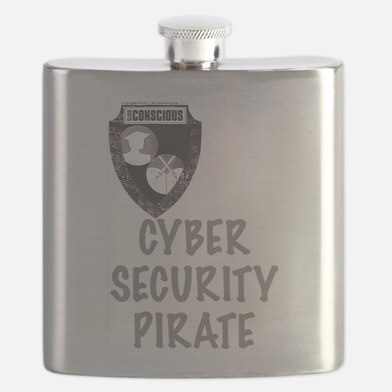 Cyber Security Pirate Flask