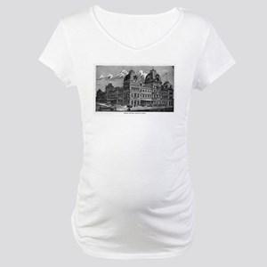 NYC- Grand Central Maternity T-Shirt