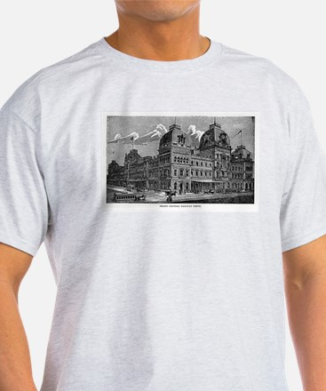 NYC- Grand Central T-Shirt