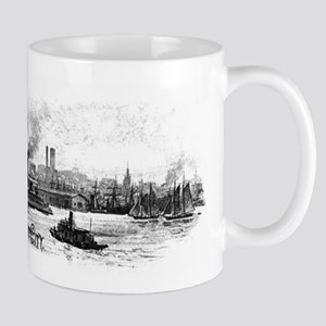 "NYC- ""the great city"" Mug"