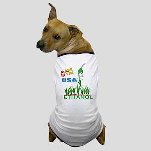 Ethanol - USA Dog T-Shirt