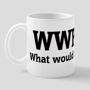 What would Ping do? Mug