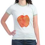 Apple Jr. Ringer T-Shirt