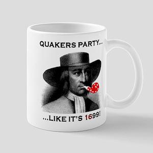 Quakers Party Mug