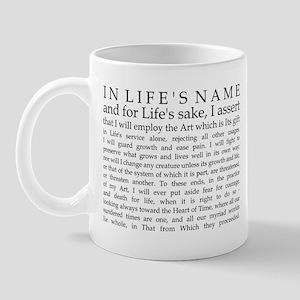 Just The Oath Mug