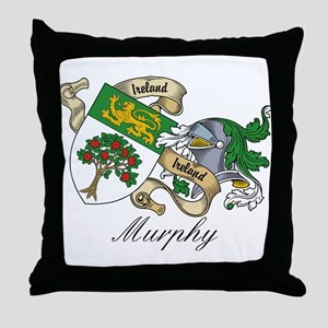 Murphy Sept Throw Pillow