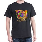 All You Need Is Love 60s Style Dark T-Shirt