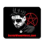 David Wood Coronation-Pent Mousepad