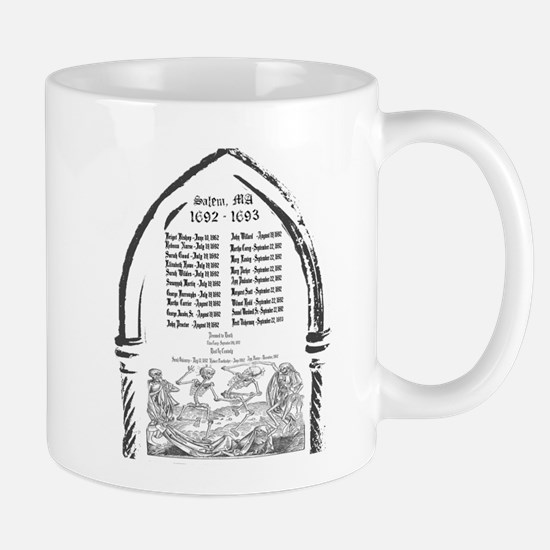 Salem Witch Trials Mug
