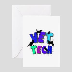 Veterinary II Greeting Card