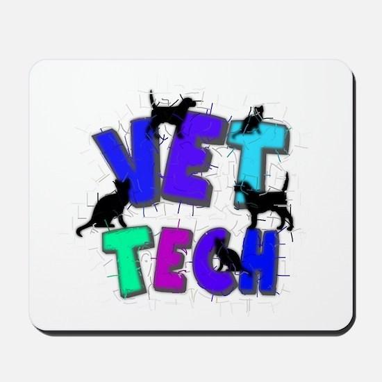Veterinary II Mousepad