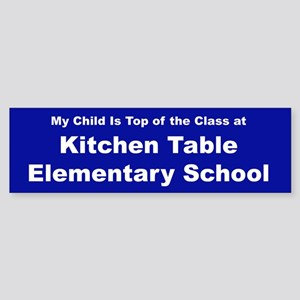Kitchen Table Elementary