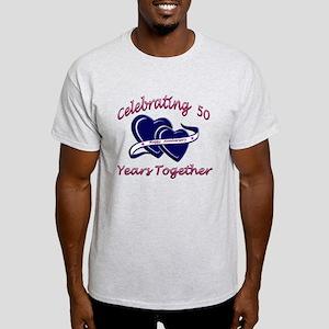 celebrating heart 50 T-Shirt