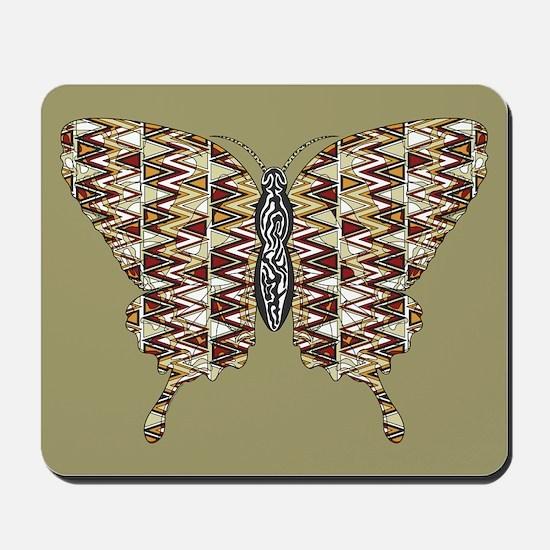 African Swallowtail Mousepad