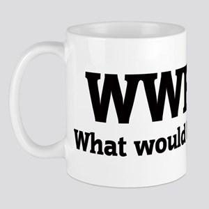 What would Peter do? Mug